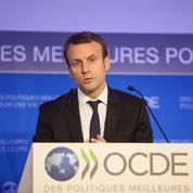 La loi Macron devrait créer 0,3% de croissance à cinq ans