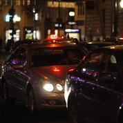 Les taxis cassent les prix pour reconquérir les Parisiens noctambules