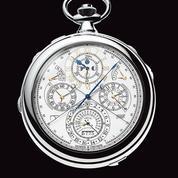 Vacheron Constantin crée la montre la plus compliquée au monde
