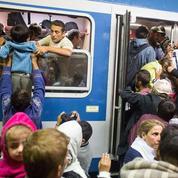 Migrants: la Croatie et la Hongrie en plein bras de fer