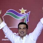Grèce : Tsipras remporte son audacieux pari électoral