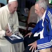 Devant la jeunesse cubaine, le pape prêche «l'amitié sociale»