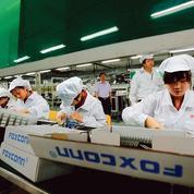 Foxconn demande à Apple de l'aider à sauver Sharp