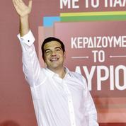 Grèce : Tsipras reprend la même équipe, mais cache son jeu