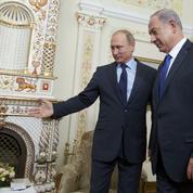 Syrie : après Washington, Moscou coopère avec Israël