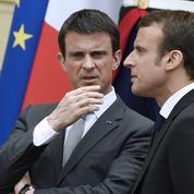 Valls pressé de tourner la page de la polémique Macron