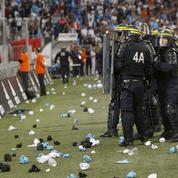 Football : une proposition de loi musclée contre les hooligans