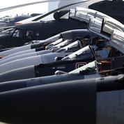 Moscou engage ses premières missions militaires en Syrie