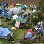 Crise des migrants : à Bruxelles, les réfugiés si près du sommet