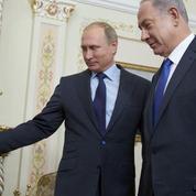 La stratégie de Poutine au Moyen-Orient décryptée