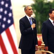 Obama déroule le tapis rouge à Xi Jinping