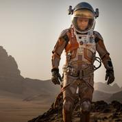 Seul sur mars en avant-première dans l'espace