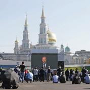Les musulmans de Russie rassemblés derrière Poutine
