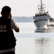 La Sicile seule face aux migrants
