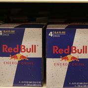 La «taxe Redbull» a rapporté 3millions d'euros
