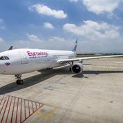 Eurowings compte devenir la 3e low-cost en Europe derrière Ryanair et easyJet