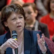 Martine Aubry : «Ras-le-bol de Macron !»
