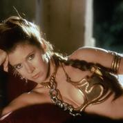 Star Wars :l'histoire secrète du bikini doré de la princesse Leia