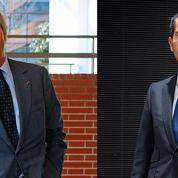 Vincent Bolloré et Patrick Drahi, les deux dynamiteurs du PAF