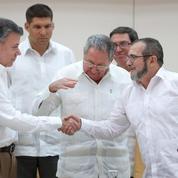 La Colombie met fin à un conflit de plus de 50 ans