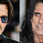 Hollywood Vampires ,la super daube du «supergroupe» d'Alice Cooper et Johnny Depp