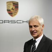 Matthias Müller, un pur produit maison à la tête de Volkswagen