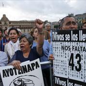 Mexique: le mystère des disparus d'Iguala