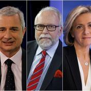 Régionales : en Île-de-France, le FN trouble le duel Pécresse-Bartolone