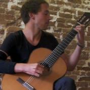 Thibault Cauvin, guitare classique mais électrique