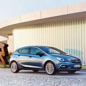 L'Opel Astra en version allégée