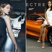 Spectre :James Bond massacre allègrement tous ses bolides