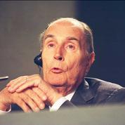 François Mitterrand avait songé à démissionner