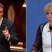 «Marianne n'a pas de race, pas de couleur», lance Valls à Morano