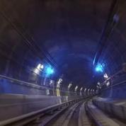 Thales monte à bord du métro de New York