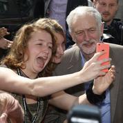 Corbyn, idole de la gauche, pas encore des Britanniques