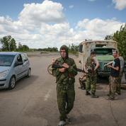 La difficile reconversion des volontaires russes du Donbass