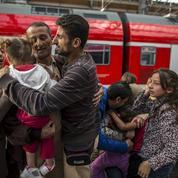 En Allemagne, l'arrivée des réfugiés ravive le parfum des années 1990