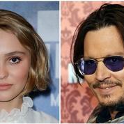 Johnny Depp, papa poule : «Je suis très fier de Lily-Rose»
