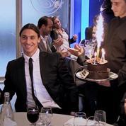Ibrahimovic fête ses 34 ans, les huit cadeaux à ne pas lui offrir