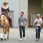 La famille Schumacher veut accueillir le Mondial d'équitation western dans son ranch