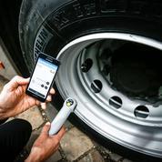 Michelin lance des pneus connectés pour poids lourds