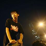 Joshua Wong:«Pékin veut faire de Hongkong une ville de Chine comme les autres»