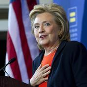Hillary Clinton attaque le lobby des armes à feu