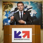 La France veut une économie plus internationalisée