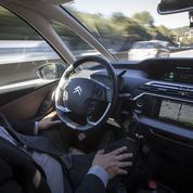 Voiture autonome : un volant Citroën doté d'intelligence