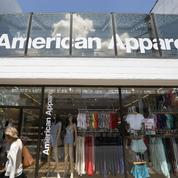 L'enseigne American Apparel contrainte à la faillite