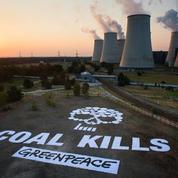 En Allemagne, Greenpeace va au charbon