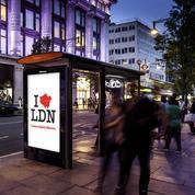 JCDecaux fait de Londres sa vitrine numérique