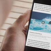 Google, Facebook et Apple lorgnent l'info