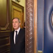 Trente mois avec sursis et 75.000 euros d'amende requis contre Claude Guéant